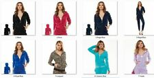 NWT Authentic Women's Juicy Couture Velour Debut Hoodie Jacket Choose