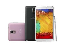 Samsung Galaxy Note 3 32G Sprint 4G LTE N900P Black or White Cell Phone