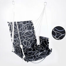 Hammock Hanging Chair Outdoor Indoor Swing Seat Patio Seat Porch Tree Dormitory