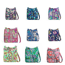 Vera Bradley Mailbag Crossbody Messenger Bag NWT Multiple Patterns $78-SALE-FS