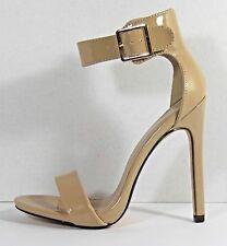 Womens Stiletto Ankle Strap Sexy High Heels New Open Toe Sandal Pump Flower