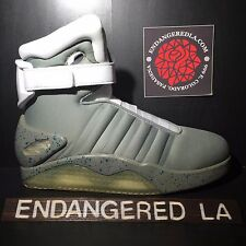 Air Mag Back To The Future Sz. 5,  9, 11, 12 Universal Studios Licensed, Nike
