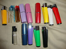 Novelty Pill Storage Cases in 14 Different Designs/Colours lipstick/lighters