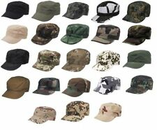 US FIELD HAT Hat Cap german military Fullcap Peaked Cap Army camouflage camo