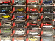 Cararama diecast MODERN CARS, size 1:72. New in a box, Multiple listings
