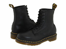 Men's Shoes Dr. Martens 1460 8 Eye Leather Boots 11822002 Black Nappa *New*