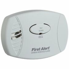New First Alert CO600 Carbon Monoxide Alarm Detector 7 Yr Warranty Home Safety