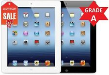Apple iPad 4th 16GB Retina Display Wifi Tablet (Black or White) - GRADE A (R)