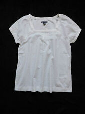 New Women's Tommy Hilfiger Short Sleeve Casual Shirt Size: S, M