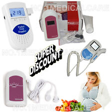 CONTEC Fetal Doppler, Baby Heart beat Monitor, Gel included, Promotion