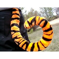 """ANTHROWEAR 36"""" Tiger Tail - Quality Furry Cosplay Costume Tail HAND MADE USA"""