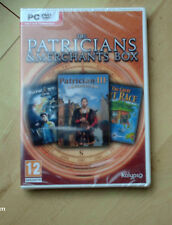 PC DVD THE PATRICIANS AND MERCHANTS BOX NEW FACTORY SEALED