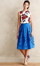 Anthropologie Bloomstitch Midi Skirt by Sachin + Babi 14, 12 and 8 was 268.00