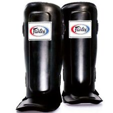 Fairtex Pro Style Shin In Steps / Guards - SP3 - Kickboxing MMA Muay Thai