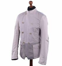DOLCE & GABBANA Light Jacket Beige Grey 03789