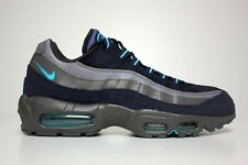 Nike Air Max 95 SI Obsidian 329393-430 Black navy blue grape neon