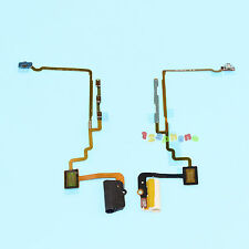 New Power + Headphone Audio Jack + Hold Switch Flex Cable For iPod Nano 7