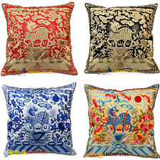 BRAND NEW high quality CHINESE classical SILK Embroidered Kirin CUSHION COVERS