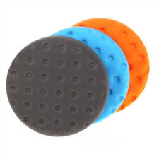 3Pc 3/4/5/6/7 inch CCS Smart Buff Polishing Pad Set For Car Polisher -select set