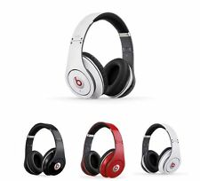 Genuine Monster Beats by Dr. Dre Studio 1.0 Over-Ear Wired Headband Headphones