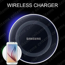 Genuine Qi Wireless Charger Charging Pad Dock For Samsung Galaxy S6 / S6 Edge