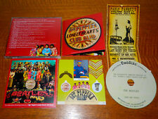 THE BEATLES ALTERNATIVE SGT PEPPER'S LONELY HEARTS CLUB BAND DEMO CD MINT