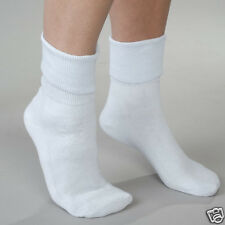 Buster Brown Cotton Diabetic Socks (anklets) for Women