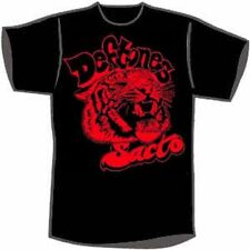 Deftones Sacto Tiger T-Shirt Black Medium Rock & Roll New