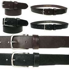 VeraPelle New Quality Genuine Full Grain Real Leather Belt Made In Italy 016/35