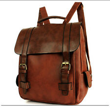 Vintage leather backpack - Zeppy.io