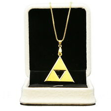 Xcoser Custom-made The Legend of Zelda Triforce Necklace pendant Cosplay