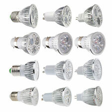 GU10 MR16 E27 B22 15W 12W 9W LED Bulbs Light Epistar LED Cool/Warm White Lamp DL