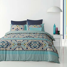 Apartmento DAMASK MULTI Doona Quilt Cover Set Single Double Queen King Size