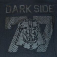 Star Wars Darth Vader Darkside T-Shirt Tee Men's Officially Licensed Texturized
