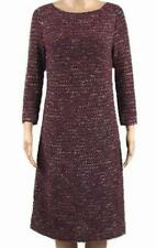 New PHASE EIGHT Ladies Harper Boucle Shift Dress 3/4 Sleeve Size 10- 18 RRP £115
