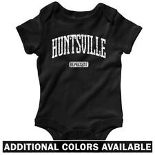 Huntsville Represent Alabama One Piece - UAH Baby Infant Creeper Romper NB-24M