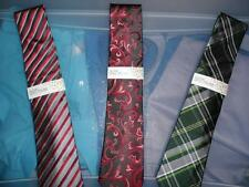 ALFANI SPECTRUM NEW MENS DRESS TIES NWT $49.50