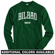 Bilbao Spain Long Sleeve T-shirt LS - Athletic Basque Country ES - Men / Youth