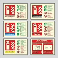 Fire I.D. Signs 150X100mm, Bulk Prices