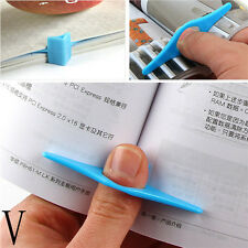 Thumb Thing Book Page Holder And Bookmark Multifunction Book Marks Finger Ring
