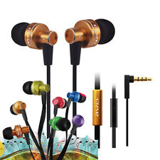 Awei ES900i Stereo HiFi Earphone Headphone Headset With Mic For Cell Phones
