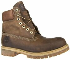Timberland 27097 Premium Classic 6 inches Men's Waterproof Brown Boots 7.5 UK