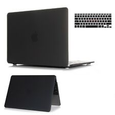 "Rubberized Hard Shell Case Cover For Macbook Air 13 11 Pro 13 15""Retina+Keyboard"