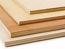 All Types of Sheet Materials - All Plywood OSB MDF Chipboard Hardboard 8ft x 4ft