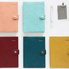 [2016 Rainbow Diary] Diary Scheduler Book Journal Monthly Weekly Planner