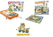 Official Despicable Me Minions OPERATION GAME, FRUSTRATION GAMES Include Minions