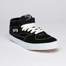 Vans Half Cab Black/White Classic Skate Shoes Mens Aus Seller Kingpin Skateboard