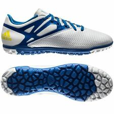 adidas F 15.3 TRX TF Turf Messi Edt 2015 Soccer Shoes Brand New  White / Blue