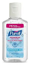 PURELL HAND SANITIZER   1 OZ  TRAVEL SIZE   #1 BRAND IN HOSPITALS   ANY QUANTITY