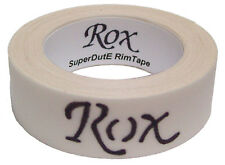 ROX SuperDutE Rim Tape 16mm width 700c length Adhesive-backed Polyester Strips